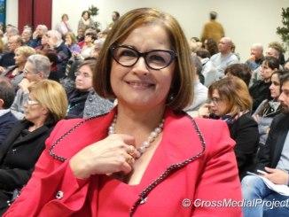 Premio Insula Romana Daniela BRUNELLI Presidente Pro Loco