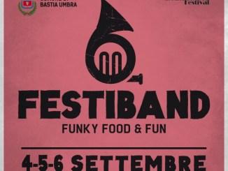 Festiband, Funky Food and Fun, dal 4 al 6 settembre 2015