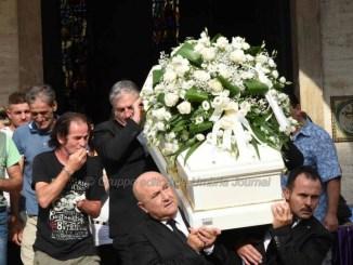Funerale Antonio Perrella
