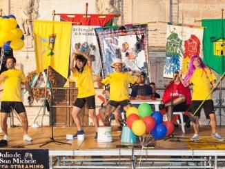 Palio de San Michele, cerimonia di Apertura della 53 edizione