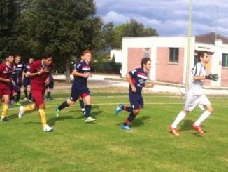 Juniores, ACD Bastia 1924-Arrone ASD, vincono i bastioli per 1 a 0