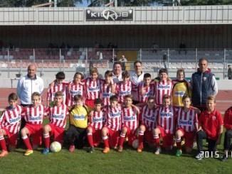 Esordienti 2003, Accademia Calcio Bastia - Don Bosco 2-2