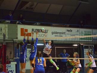 Che carattere questa School Volley Bastia. Battuto 3-2 Forlì