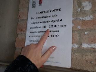 Degrado cimitero Costano, Catia Degli Esposti replica in intervista video
