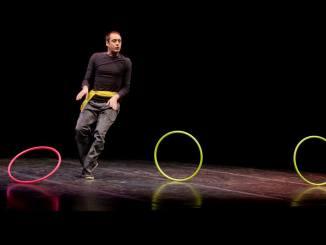 """Daniele Parisi in """"Abbasso Daniele Parisi"""" al Teatro Esperia"""