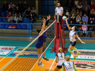 Finisce il girone d'andata, School Volley Bastia felice del secondo posto in classifica