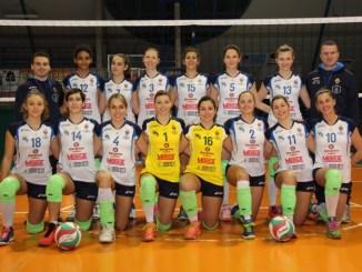 School Volley Bastia, niente da dichiarare
