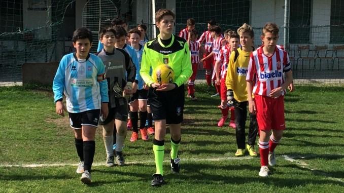 Esordienti 2003: Accademia Calcio Bastia – U.S.D. Pievese 2-2