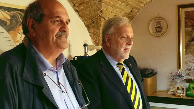 Sindaco e Giunta di Bastia Umbra fanno visita alla Pro Loco