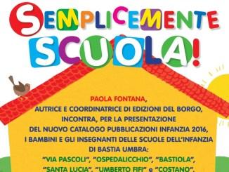 Guida Didattica per Scuola dell'Infanzia presentazione a Bastia Umbria