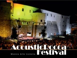 AcousticRoccaFestival 2016 otto grandi concerti a Bastia Umbra