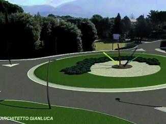 Struttura rotatoria San Michele, tanta polemica, vediamo il progetto di Falcinelli