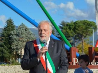 Il sindaco Stefano Ansideri scrive amareggiato a Gianluca Ridolfi