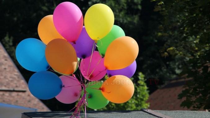 Bastia Umbra un palloncino per volare verso la pace, oltre 1500 bambini