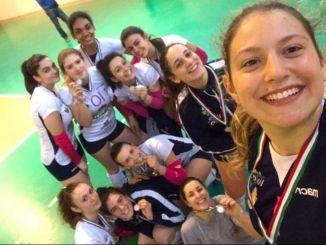 School Volley Perugia Bastia, campionesse provinciali U18