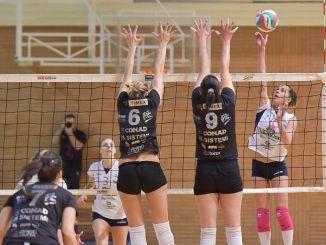 Limmi School Volley perde in casa a Bastia contro Olimpia Ravenna, gara entusiasmante