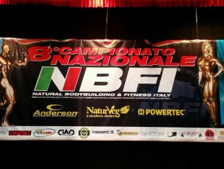Grand prix NBFI body building agonistico a Bastia Umbra