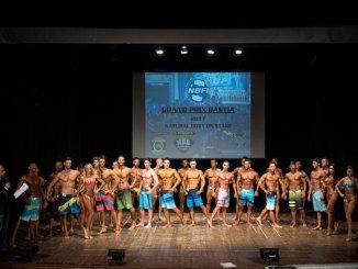 Grand Prix Bastia NBFI, presso il Cinema Teatro Esperia la prima edizione