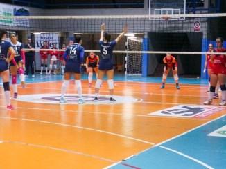 La Gargotta Bastia Volley, primo Big Match a Foligno