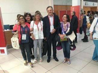 I docenti dell'Istituto Comprensivo Bastia1 a Rimini per il Convegno Erickson sulla qualità dell'inclusione