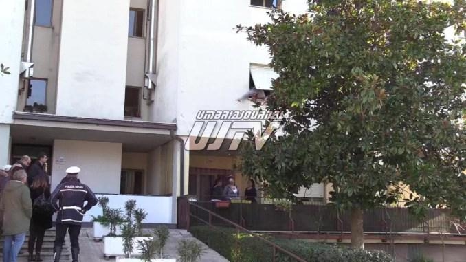 Sfratto, tensione, legge e disperazione per due famiglie a Bastia Umbra