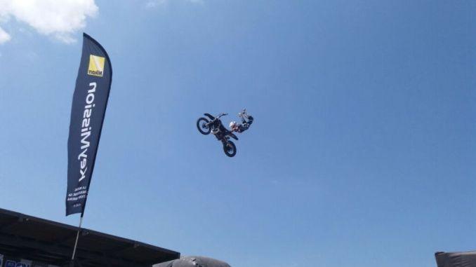 Bastia Umbra, al via lo show dei motori, l'evento per due e quattro ruote