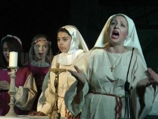 """In scena all'Esperia di Bastia Umbra una Commedia Musicale in vernacolo""""Oh Bastia!"""""""