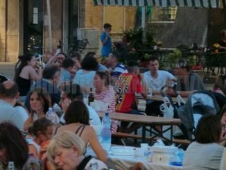 Pic Nic in Piazza Mazzini, comincia l'estate bastiola