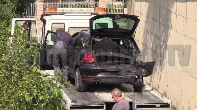 Inseguimento, speronamento e feriti a Bastia, rubate banconote, attimi di panico