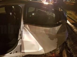 Incidente stradale a Ospedalicchio, cinque persone ferite nello scontro tra due auto
