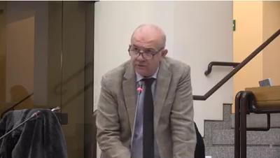 Passaggio a livello Ospedalicchio, Pd Bastia, assessore Chianella spiega come stanno le cose VIDEO