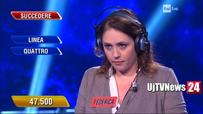 Federica Sannella, gastroenterologa di Bastia Umbra è campionessa all'Eredità