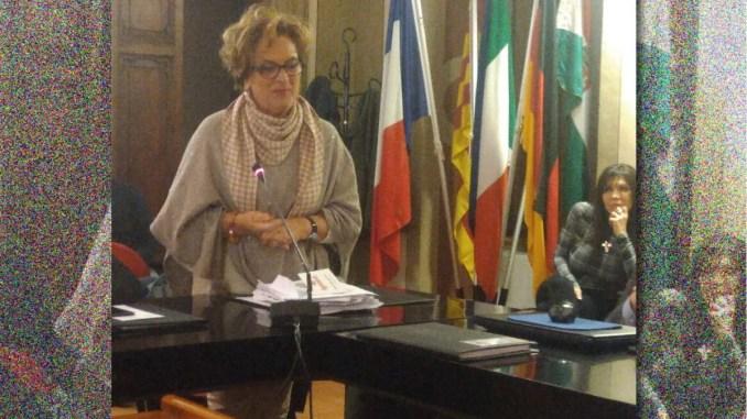 Rosella Aristei insignita dell'onorificenza di Cavaliere della Repubblica Italiana