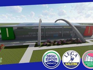 Nuovo Palazzetto dello sport, la presentazione il 5 aprile