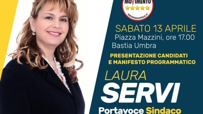 Presentazione candidato sindaco M5s e consiglieri comunale di Bastia