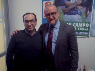 Segretario Ugl agroalimentare a incontrato il segretario del Terziario Umbria
