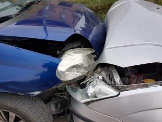 Incidente, scontro frontale a San Lorenzo di Bastia Umbra, c'è un ferito