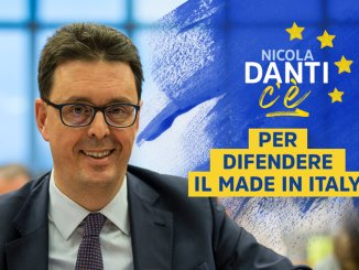 Nicola Danti 17 maggio a parlare di Nuova Europa, organizza Partito Democratico