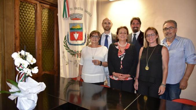 Ecco la Giunta del Sindaco Paola Lungarotti, tre donne e tre uomini