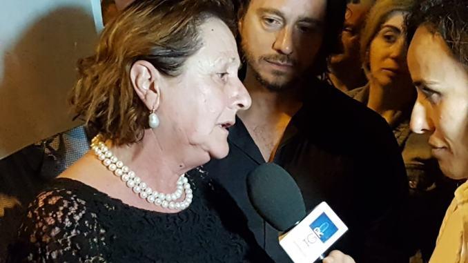 Paola Lungarotti è sindaco di Bastia Umbra, battuto Lucio Raspa