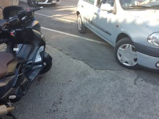 Incidente stradale con ferito in via Firenze a Bastia Umbra
