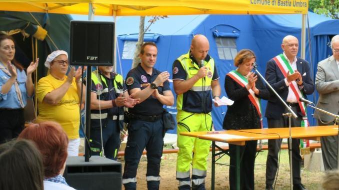 """Campus """"Cresciamo in Protezione Civile"""", grande Prociv di Bastia Umbra"""