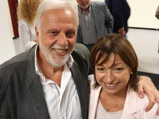 Donatella Tesei a Umbriafiere di Bastia Umbra incontra i sindaci ed eletti umbri