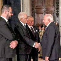 [VIDEO] Carlo Giulietti, presidente Isa, insignito dell'onorificenza di Cavaliere del Lavoro