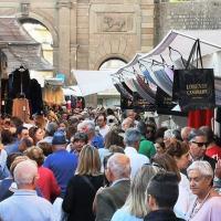 Gli Ambulanti di Forte dei Marmi a Gubbio, sabato 19 ottobre