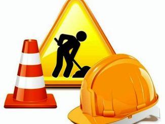 Sono iniziati i lavori di asfaltatura in Via Hochberg e Via del Guado