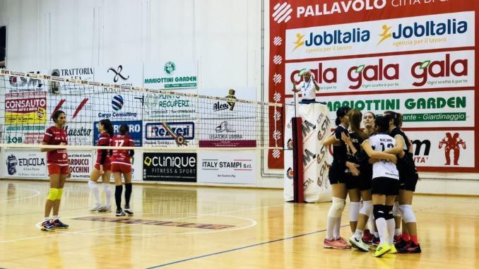 Volley, serie C, Abita Infissi Bastia continua a vincere