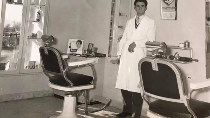Morto Pietro Nasini, il barbiere, un pezzo di storia di Bastiola che se ne va