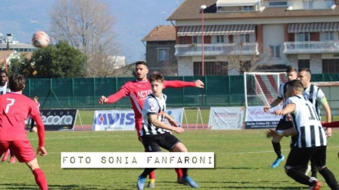 Bastia calcio batte il Trestina, in casa, per uno a zero