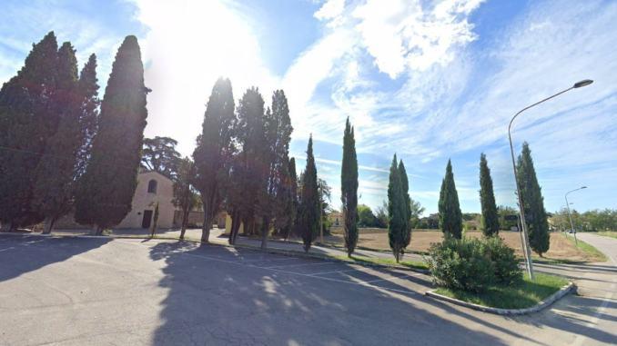 Bastia Umbra riapre cimiteri dopo lockdown da pandemia da Covid 19